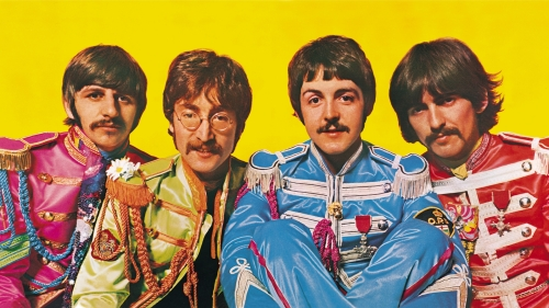 """""""When I'm 64"""" was on the Sgt. Pepper album about 45 years ago or so."""