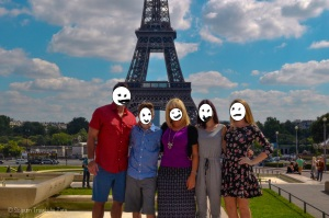 And we went to France - suckahs!