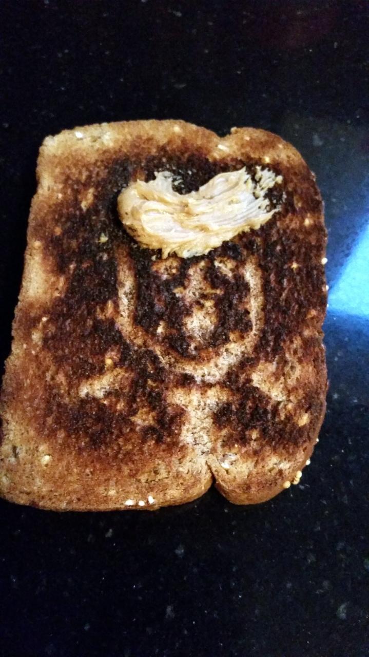 Trump toast