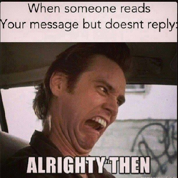 message ignore
