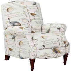 Bird recliner