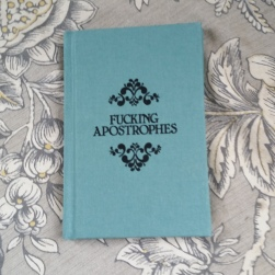 Apostrophe book