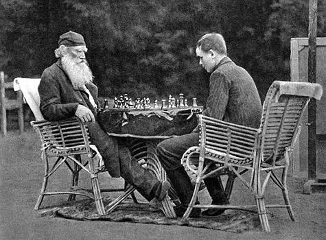 Tolstoy chess
