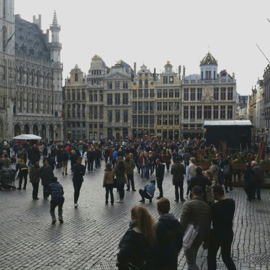 Grand Place Brussels