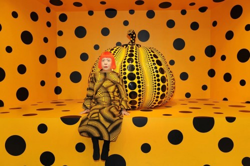 02 Kusama pumpkin AnOther Magazine